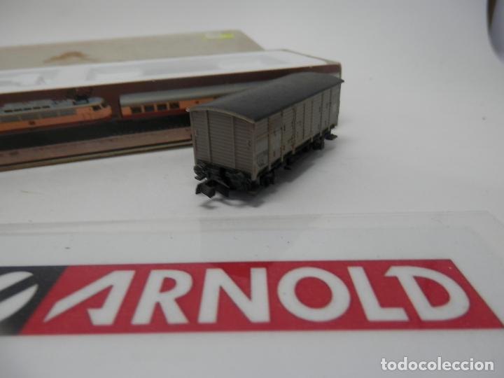 Trenes Escala: VAGÓN CERRADO ESCALA N DE ARNOLD - Foto 6 - 159935850