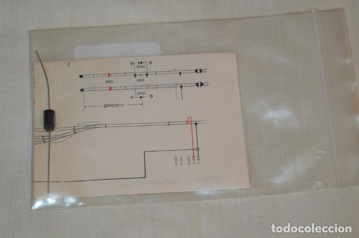 Trenes Escala: ARNOLD RÁPIDO - Lote de cambios, cruces, muchos y variados accesorios, escala N - Buen estado ¡Mira! - Foto 5 - 166943342