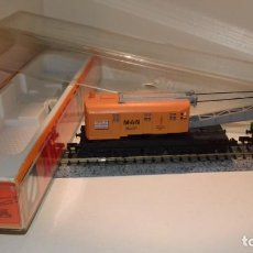 Trenes Escala: ARNOLD N GRUA 4650 (CON COMPRA DE 5 LOTES O MAS, ENVÍO GRATIS). Lote 167157492