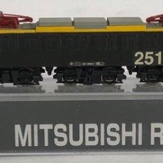 Trenes Escala: LOCOMOTORA KATO RENFE 251-008-9. Lote 168188416