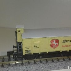 Trenes Escala: ARNOLD N CERRADO CON GARITA (CON COMPRA DE 5 LOTES O MAS, ENVÍO GRATIS). Lote 168614328