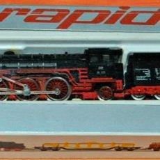 Trenes Escala: LOCOMOTORA DE VAPORBR 01 DE LA DB DE ARNOLD RÁPIDO, REF. 0221. ESCALA N, COMPATIBLE IBERTREN. Lote 170020252
