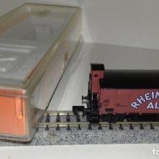 Trenes Escala: ARNOLD N CERRADO CON GARITA 4284 (CON COMPRA DE 5 LOTES O MAS, ENVÍO GRATIS). Lote 173404912