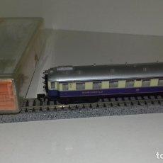 Trenes Escala: ARNOLD N PASAJEROS 1ª RHEINGOLD 3312 (CON COMPRA DE 5 LOTES O MAS, ENVÍO GRATIS). Lote 173405528