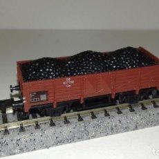 Trenes Escala: ARNOLD N BORDE ALTO CARGA DE CARBÓN (CON COMPRA DE 5 LOTES O MAS, ENVÍO GRATIS). Lote 173929268