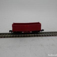 Trenes Escala: VAGÓN BORDE ALTO ESCALA N DE ARNOLD . Lote 176199462