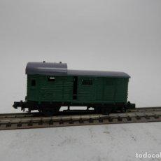 Trenes Escala: VAGÓN FURGON ESCALA N DE ARNOLD . Lote 176203677