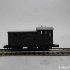 Trenes Escala: VAGÓN FURGON ESCALA N DE ARNOLD . Lote 176254757