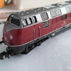 Trenes Escala: ARNOLD N LOCOMOTORA DIESEL DE LA DB. EN CAJA. FUNCIONA. Lote 176912638