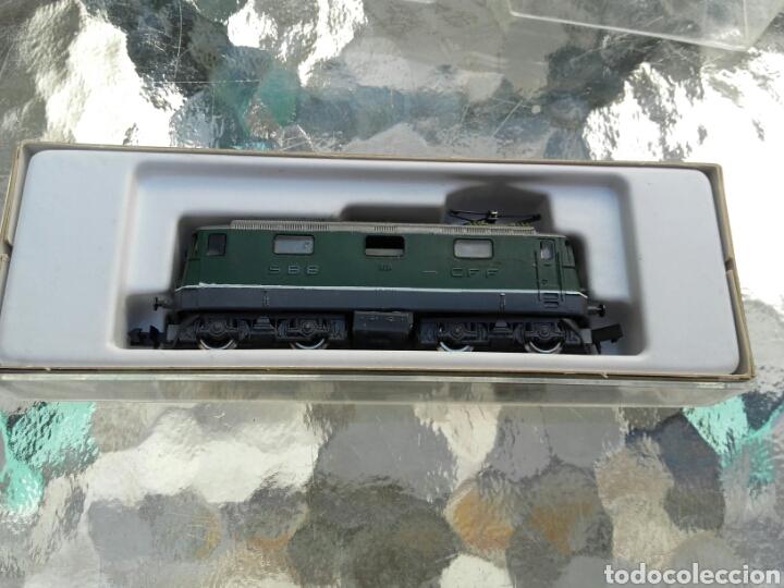 Trenes Escala: Locomotora arnold escala n - Foto 3 - 181892145