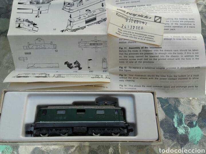 Trenes Escala: Locomotora arnold escala n - Foto 4 - 181892145
