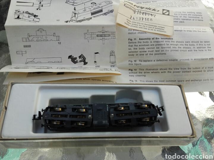 Trenes Escala: Locomotora arnold escala n - Foto 5 - 181892145