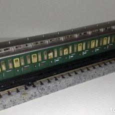 Trenes Escala: ARNOLD N PASAJEROS PRUSIANO 4 EJESL43-231 (C COMPRA DE 5 LOTES O MAS ENVÍO GRATIS). Lote 182026696