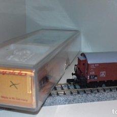 Trenes Escala: ARNOLD N CERRADO CON CABINA 4411 L42-230 (CON COMPRA DE 5 LOTES O MAS ENVÍO GRATIS). Lote 185907281