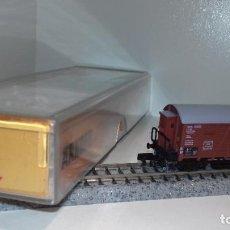 Trenes Escala: ARNOLD N CERRADO CON CABINA 4411 L42-231 (CON COMPRA DE 5 LOTES O MAS ENVÍO GRATIS). Lote 185907390