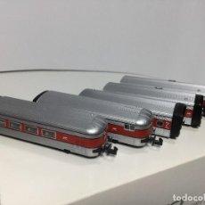 Trenes Escala: ARNOLD VAGONES TALGO ESCALA N . Lote 185982525