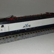 Trenes Escala: ARNOLD N LOCOMOTORA 252 AVEL44-82 (CON COMPRA DE 5 LOTES O MAS ENVÍO GRATIS). Lote 187200301