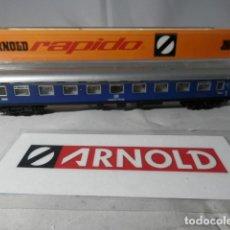 Trenes Escala: VAGÓN PASAJEROS DE LA DB ESCALA N DE ARNOLD . Lote 190906568