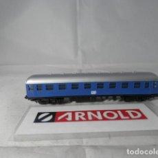 Trenes Escala: VAGÓN PASAJEROS DE LA DB ESCALA N DE ARNOLD . Lote 191724123
