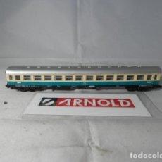 Trenes Escala: VAGÓN PASAJEROS DE LA DB ESCALA N DE ARNOLD . Lote 191724380
