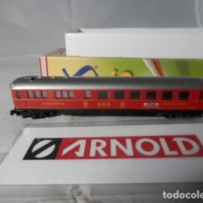 Trenes Escala: VAGÓN RESTAURANTE ESCALA N DE ARNOLD . Lote 191840603