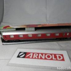 Trenes Escala: VAGÓN CAMAS ESCALA N DE ARNOLD . Lote 192375840