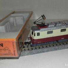 Trenes Escala: ARNOLD N LOCOMOTORA ELÉCTRICA 2412 SBB L44-261 (CON COMPRA DE 5 LOTES O MAS ENVÍO GRATIS). Lote 193257523