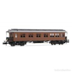 Trenes Escala: ARNOLD N COCHE COSTA MIXTO 1ª/2ª RENFE MODEL HN4222 NUEVO. Lote 193975505