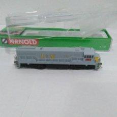 Trenes Escala: ARNOLD HN2222 LOCOMOTORA DIESEL GENERAL ELECTRIC CLASE U25C NUEVA . Lote 194293716