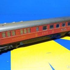 Trenes Escala: ESCALA N ARNOLD VAGÓN DE PASAJEROS ROJO SPEISEWAGEN-SIN USO-NUEVO. Lote 194394742
