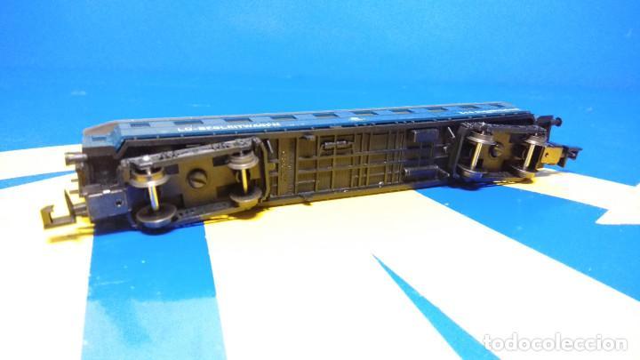 Trenes Escala: Escala N ARNOLD Vagón de Pasajeros LU-Begleitwagen-sin uso-nuevo - Foto 6 - 194398301