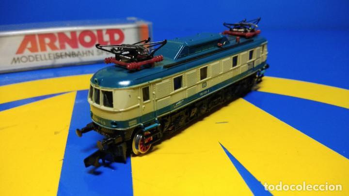 Trenes Escala: Locomotora Escala N ARNOLD 2452-sin uso-nuevo - Foto 2 - 194449913