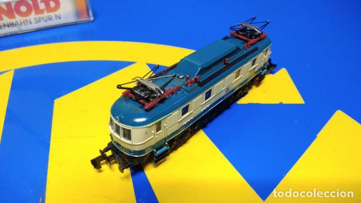 Trenes Escala: Locomotora Escala N ARNOLD 2452-sin uso-nuevo - Foto 3 - 194449913