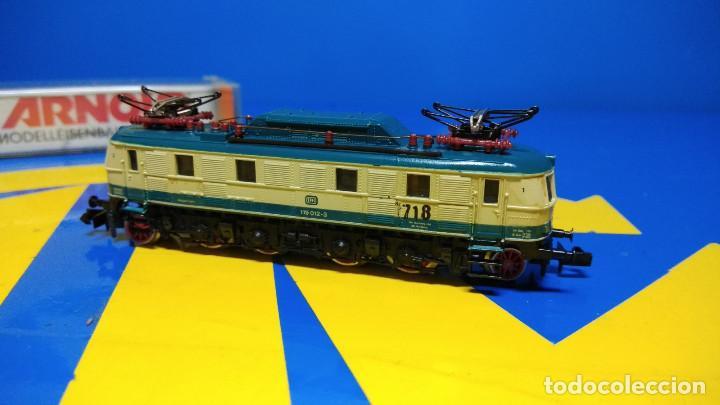 Trenes Escala: Locomotora Escala N ARNOLD 2452-sin uso-nuevo - Foto 5 - 194449913