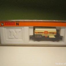 Trenes Escala: VAGON CISTERNA ARNOLD N 4510. Lote 195044850