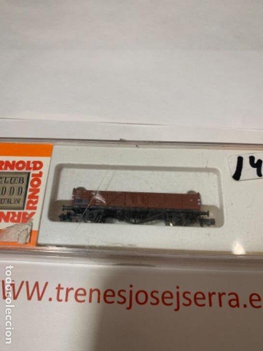 Trenes Escala: ARNOLD VAGON N. 74665 - Foto 2 - 197481753