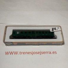 Trenes Escala: ARNOLD VAGON N. 0318. Lote 197482218