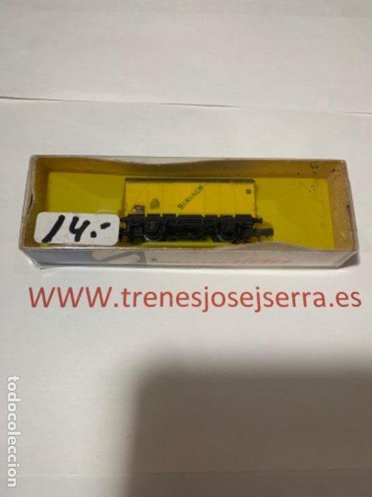 ARNOLD VAGON N. 0463 (Juguetes - Trenes a Escala N - Arnold N )