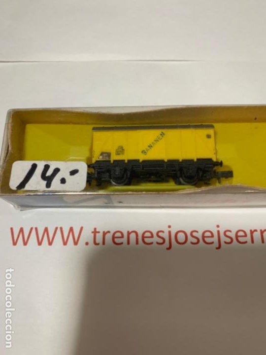 Trenes Escala: ARNOLD VAGON N. 0463 - Foto 2 - 197482321