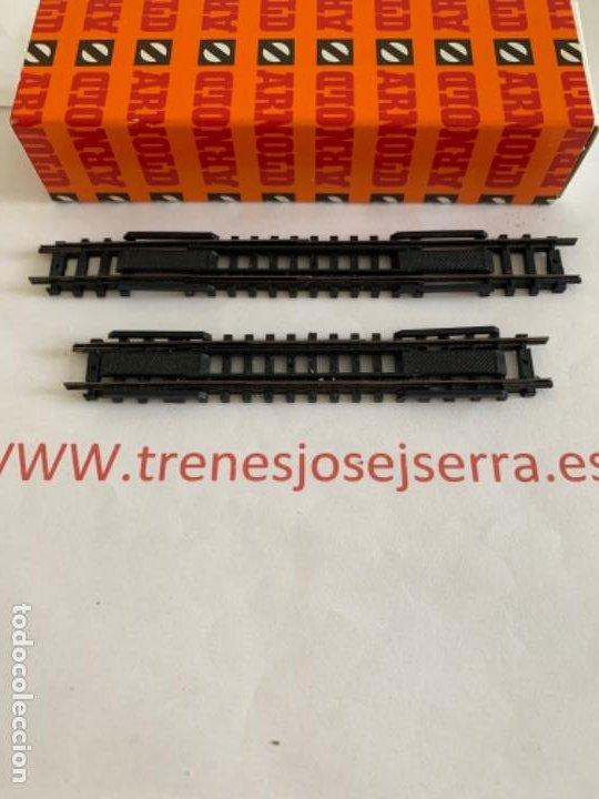 Trenes Escala: ARNOLD N. DOS RECTAS EXTENSIBLES - Foto 2 - 197622655