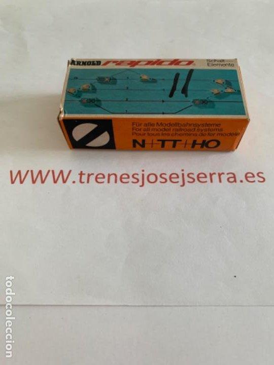 Trenes Escala: ARNOLD N. 7252 - Foto 2 - 197631438