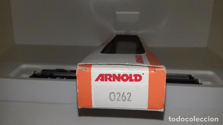 Trenes Escala: ARNOLD N cisterna y merca pt correderas ref 0262 L45-59 (Con compra de 5 lotes o mas envío gratis) - Foto 2 - 199853703