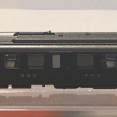 Trenes Escala: ARNOLD LOCOMOTORA SBB CFF 2ª REFERENCIA 2381, ESCALA N. Lote 204399528