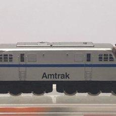 Trenes Escala: ARNOLD RIVAROSSI LOCOMOTORA AMTRAK 902 REFERENCIA 5113, ESCALA N. Lote 204459957