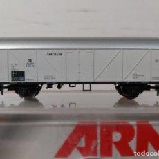 Trenes Escala: VAGÓN FRIGORÍFICO DE LA DB. Lote 206873608