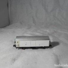 Trenes Escala: VAGÓN CERRADO ESCALA N DE ARNOLD MOTORIZADO. Lote 206963050