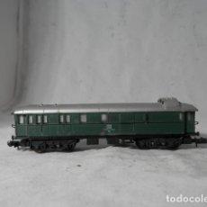 Comboios Escala: VAGÓN FURGON ESCALA N DE ARNOLD. Lote 207671038