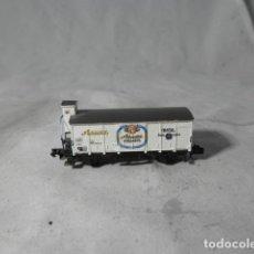 Comboios Escala: VAGÓN CERRADO ESCALA N DE ARNOLD. Lote 207671567