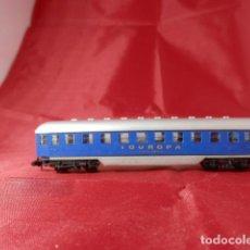 Comboios Escala: VAGÓN PASAJEROS ESCALA N DE ARNOLD. Lote 207787481
