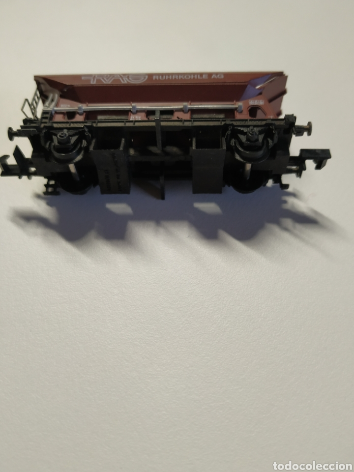 Trenes Escala: Vagón tolva 2 ejes rag ruhrkohle ag de Arnold - Foto 5 - 208306311